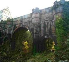 "Ghost Rumors Haunt ""Dog Suicide Bridge"" Mystery in Scotland"